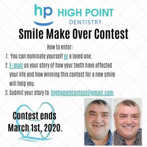 Smile Make Over Contest